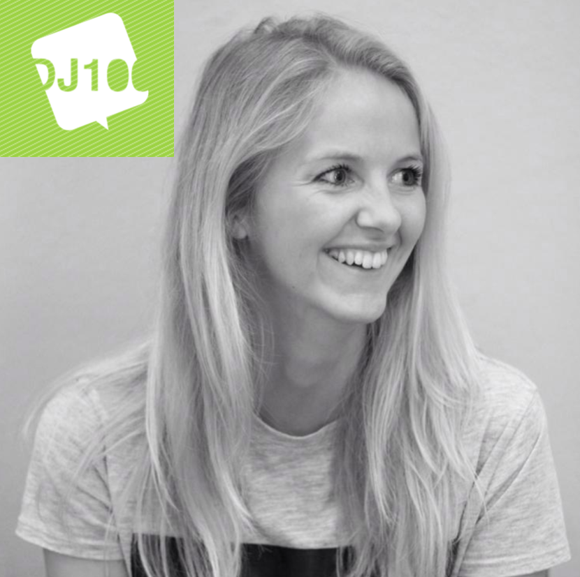 Laura Heerema, founder of GiantLeaps, is named as one of The DJ100